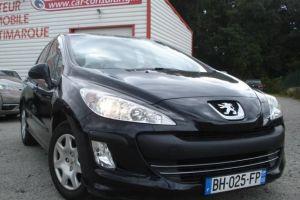 Peugeot 308 à Nantes