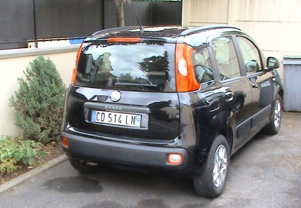 location fiat panda 2012 ballainvilliers 91160 ouicar. Black Bedroom Furniture Sets. Home Design Ideas