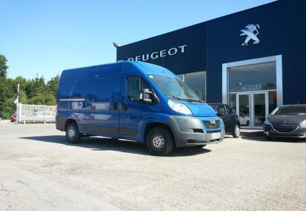 location de voiture brest 29200 peugeot boxer 2009 ouicar. Black Bedroom Furniture Sets. Home Design Ideas