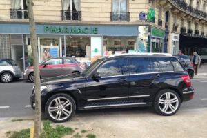 location mercedes glk 2009 boulogne billancourt 92100 ouicar. Black Bedroom Furniture Sets. Home Design Ideas