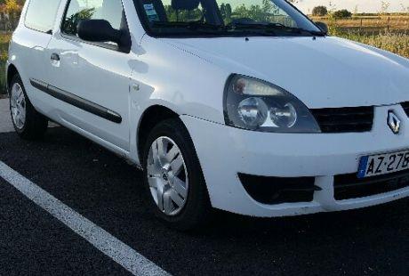 Renault CLIO 2 SOCIETE OUICAR Montpellier