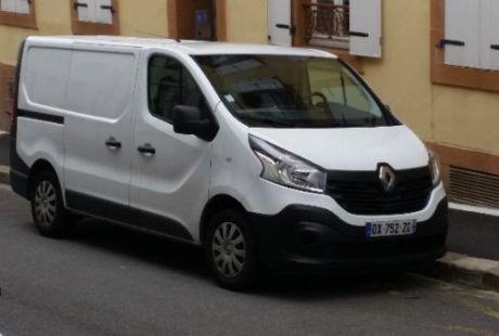 Renault Trafic OUICAR Brest