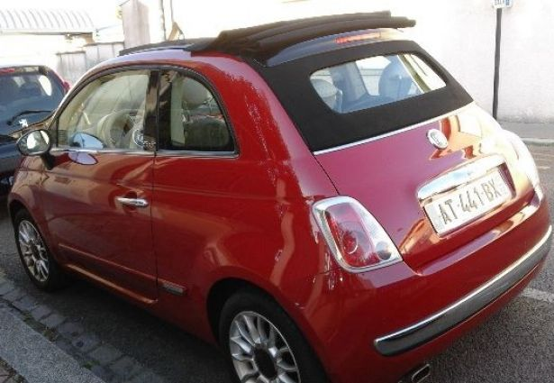 location fiat 500c 2010 bordeaux 33000 ouicar. Black Bedroom Furniture Sets. Home Design Ideas