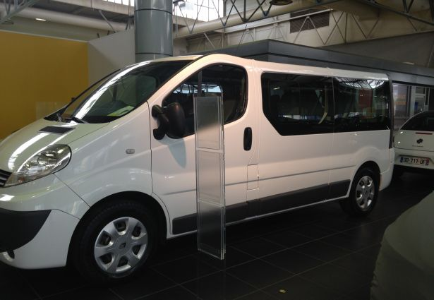 location renault trafic 2012 toulouse 31000 ouicar. Black Bedroom Furniture Sets. Home Design Ideas