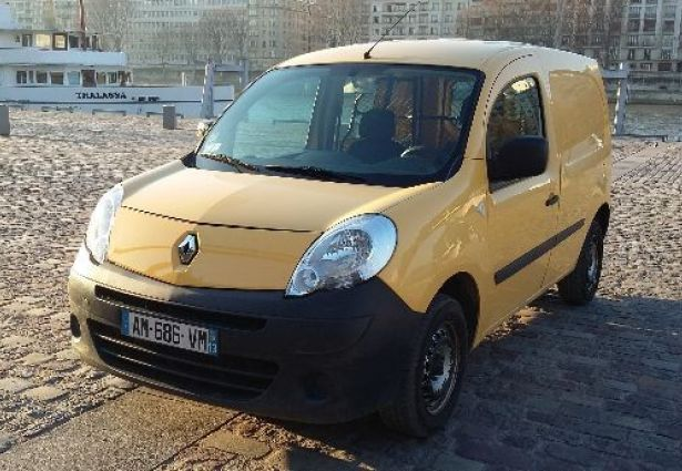 location renault kangoo fourgon 2010 paris 75014 ouicar. Black Bedroom Furniture Sets. Home Design Ideas