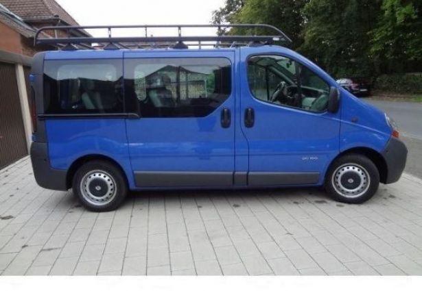 Location renault trafic 2006 mantes la jolie 78200 ouicar - Location voiture mantes la jolie ...