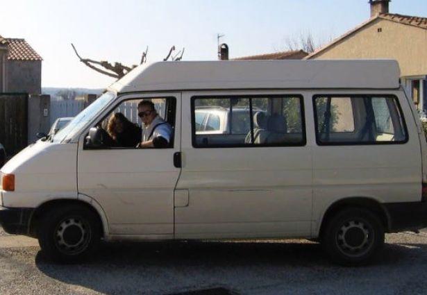 location volkswagen transporter 1995 mori res l s. Black Bedroom Furniture Sets. Home Design Ideas