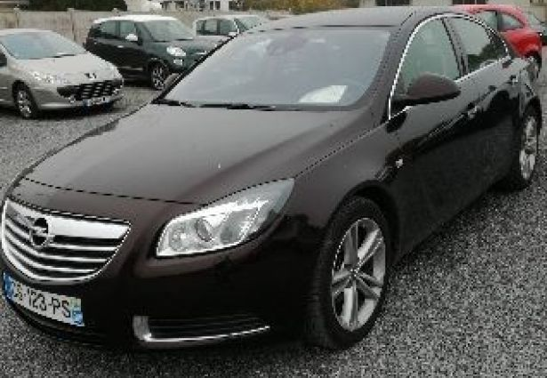 location opel insignia 2013 reims 51100 ouicar. Black Bedroom Furniture Sets. Home Design Ideas