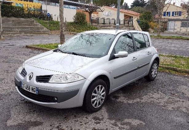 location renault megane 2007 montpellier 34000 ouicar. Black Bedroom Furniture Sets. Home Design Ideas
