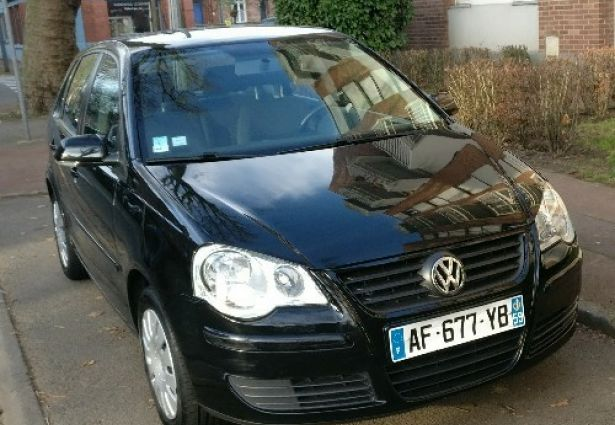 location volkswagen polo 2009 lille 59000 ouicar. Black Bedroom Furniture Sets. Home Design Ideas