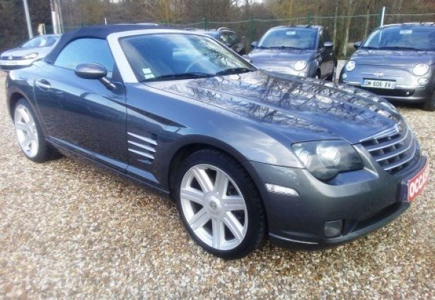 location chrysler crossfire 2005 montigny le bretonneux 78180 ouicar. Black Bedroom Furniture Sets. Home Design Ideas