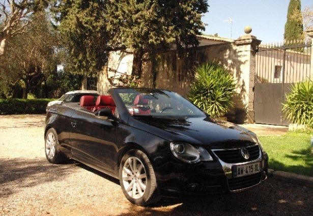 location volkswagen eos 2007 montpellier 34070 ouicar. Black Bedroom Furniture Sets. Home Design Ideas