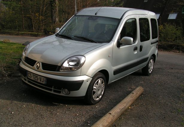 location renault kangoo 2007 strasbourg 67000 ouicar. Black Bedroom Furniture Sets. Home Design Ideas