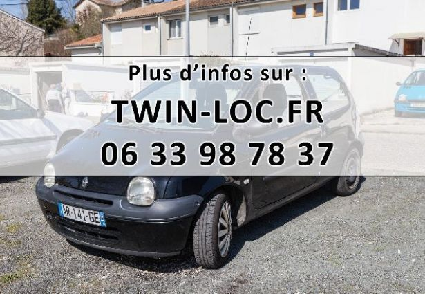 location renault twingo 2005 bordeaux 33000 ouicar. Black Bedroom Furniture Sets. Home Design Ideas