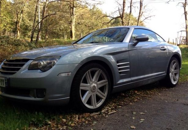 Location chrysler crossfire 2004 brive 19100 ouicar - Location voiture brive ...