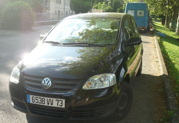 location volkswagen fox 2007 chambery 73000 ouicar. Black Bedroom Furniture Sets. Home Design Ideas