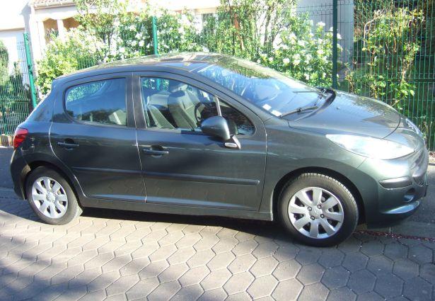 Location peugeot 207 2007 chelles 77500 ouicar for Garage peugeot chelles 77500