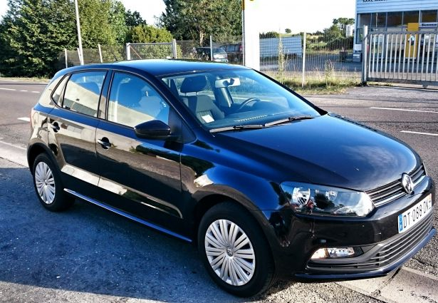 location volkswagen polo 2014 n mes 30000 ouicar. Black Bedroom Furniture Sets. Home Design Ideas
