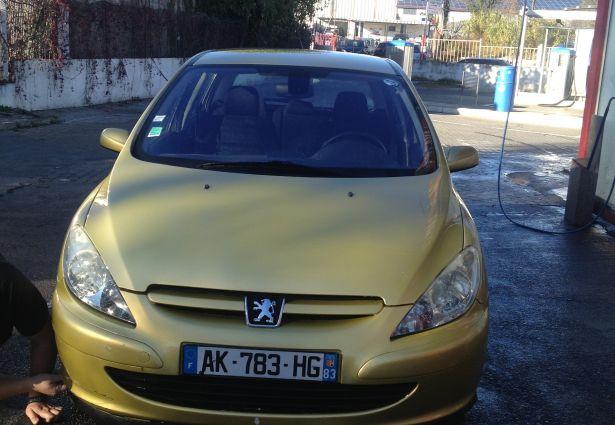 Location peugeot 307 2004 nimes 30900 ouicar - Location voiture nimes ...