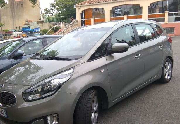 location kia carens 2014 aix en provence 13090 ouicar